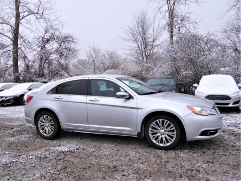2012 Chrysler 200 for sale at Premier Auto & Parts in Elyria OH