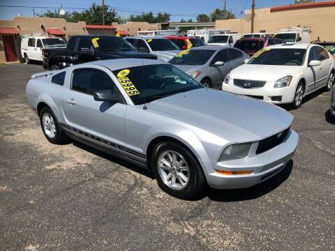 2006 Ford Mustang for sale at AUTO TEAM in El Paso TX