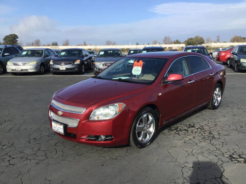 2008 Chevrolet Malibu for sale at My Three Sons Auto Sales in Sacramento CA