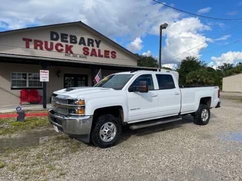 2019 Chevrolet Silverado 2500HD for sale at DEBARY TRUCK SALES in Sanford FL