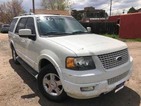 2006 Ford Expedition for sale at 3-B Auto Sales in Aurora CO