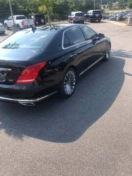 2017 Genesis G90 for sale at CU Carfinders in Norcross GA