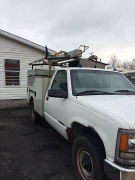 2000 Chevrolet C/K 3500 Series for sale at Mike Hunter Auto Sales in Terre Haute IN