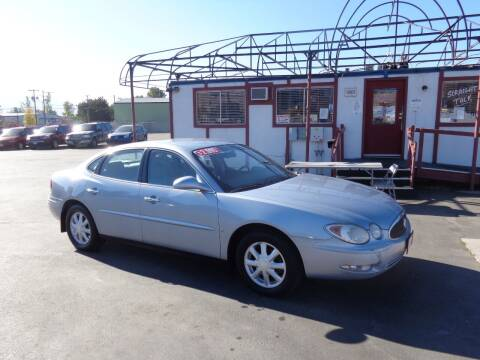2006 Buick LaCrosse for sale at Jim's Cars by Priced-Rite Auto Sales in Missoula MT