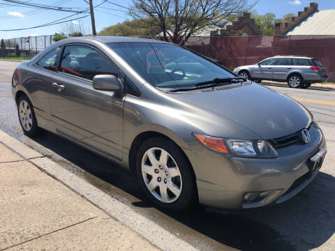 2007 Honda Civic for sale at Deleon Mich Auto Sales in Yonkers NY