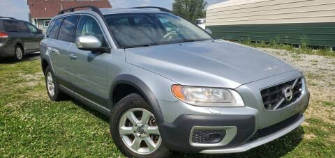 2010 Volvo XC70 for sale at Sinclair Auto Inc. in Pendleton IN