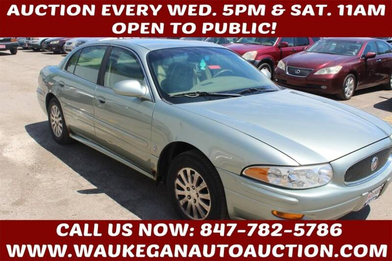 2005 Buick LeSabre for sale at Waukegan Auto Auction in Waukegan IL