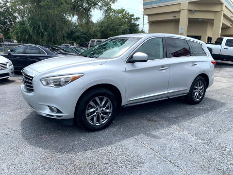 2013 Infiniti JX35 for sale at Orlando Auto Connect in Orlando FL