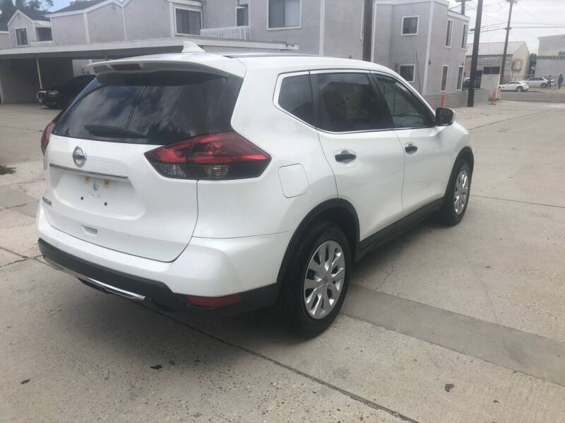 2018 Nissan Rogue for sale at Bell Auto Inc in Long Beach CA