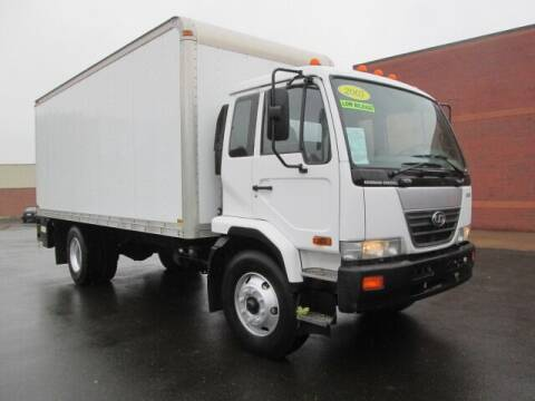 2007 UD Trucks UD2600 for sale at Tri Town Truck Sales LLC in Watertown CT