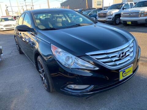 2011 Hyundai Sonata for sale at New Wave Auto Brokers & Sales in Denver CO