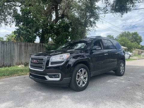 2016 GMC Acadia for sale at Auto Direct of South Broward in Miramar FL