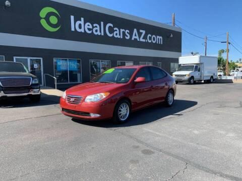 2010 Hyundai Elantra for sale at Ideal Cars East Mesa in Mesa AZ