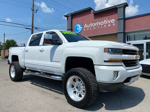 2016 Chevrolet Silverado 1500 for sale at Automotive Solutions in Louisville KY