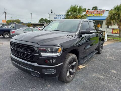 2019 RAM Ram Pickup 1500 for sale at Sun Coast City Auto Sales in Mobile AL