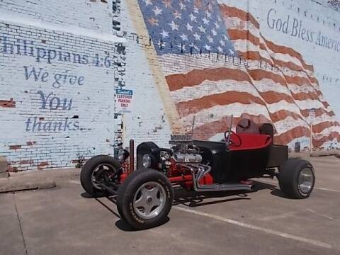 1923 Ford Model T for sale at LARRY'S CLASSICS in Skiatook OK