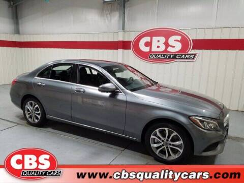 2018 Mercedes-Benz C-Class for sale at CBS Quality Cars in Durham NC