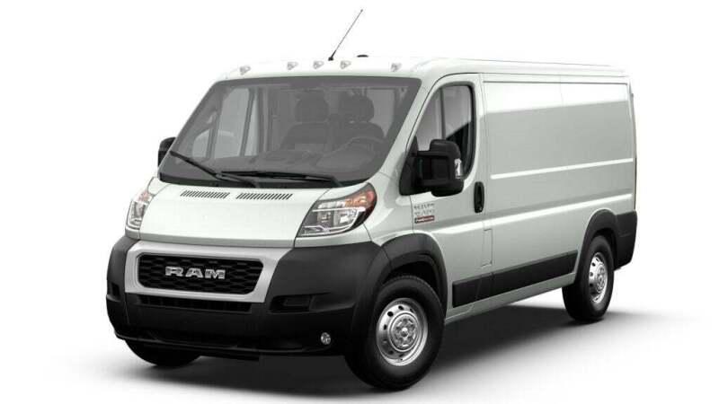 2021 RAM ProMaster Cargo for sale in Suffolk, VA