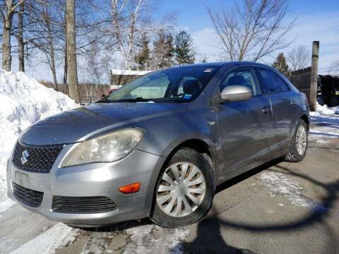 2010 Suzuki Kizashi for sale at J's Auto Exchange in Derry NH