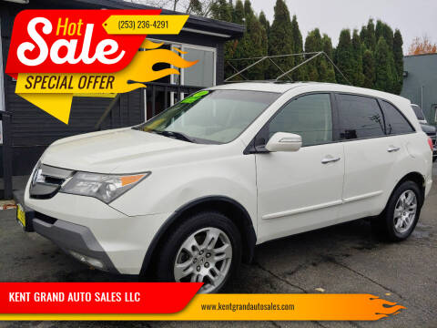 2009 Acura MDX for sale at KENT GRAND AUTO SALES LLC in Kent WA