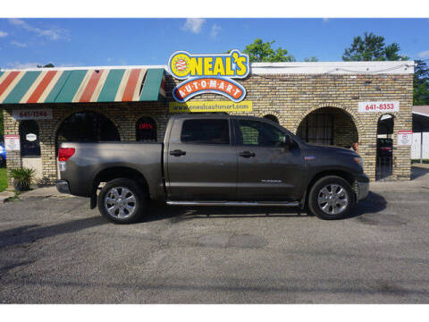 2011 Toyota Tundra for sale at Oneal's Automart LLC in Slidell LA