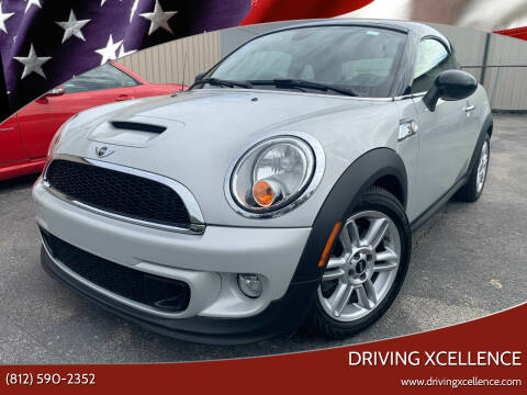2013 MINI Coupe for sale at Driving Xcellence in Jeffersonville IN
