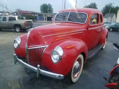 1939 Ford Deluxe for sale at Larry Schaaf Auto Sales in Saint Marys OH