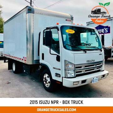 2015 Isuzu NPR HD for sale at Orange Truck Sales in Orlando FL