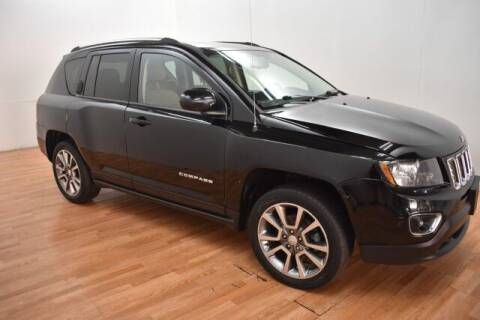 2014 Jeep Compass for sale at Paris Motors Inc in Grand Rapids MI