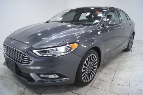 2018 Ford Fusion Energi for sale at Sacramento Luxury Motors in Carmichael CA