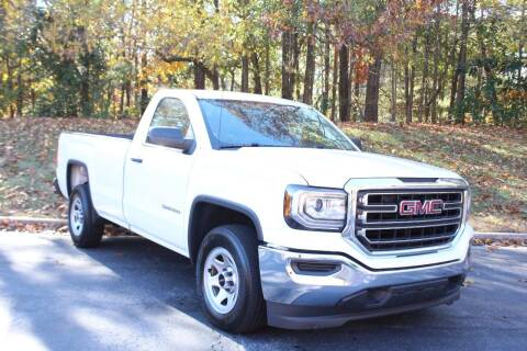 2017 GMC Sierra 1500 for sale at El Patron Trucks in Norcross GA