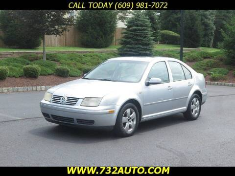 2004 Volkswagen Jetta for sale at Absolute Auto Solutions in Hamilton NJ