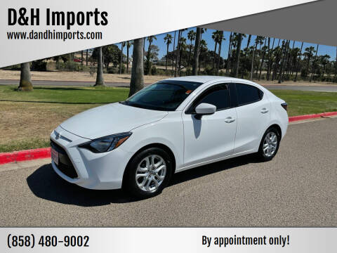 2016 Scion iA for sale at D&H Imports in San Diego CA