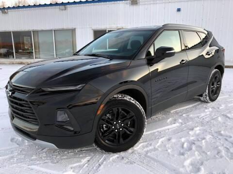 2021 Chevrolet Blazer for sale at STATELINE CHEVROLET BUICK GMC in Iron River MI