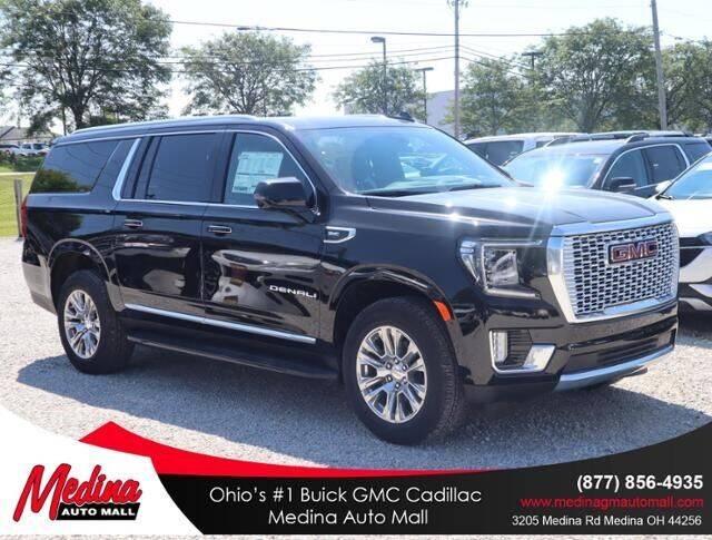 2021 GMC Yukon XL for sale in Medina, OH