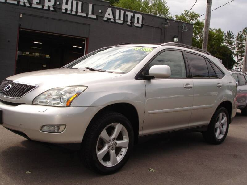 2007 Lexus RX 350 for sale at Meeker Hill Auto Sales in Germantown WI