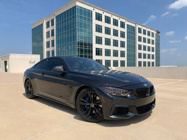 2015 BMW 4 Series for sale at SIGNATURE Sales & Consignment in Austin TX