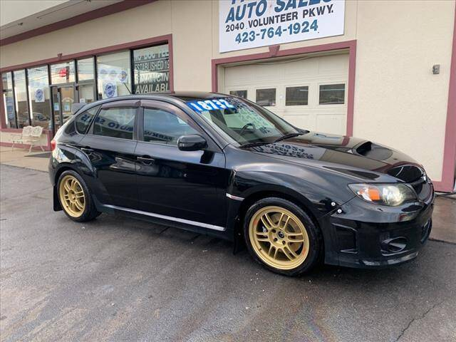 2011 Subaru Impreza for sale at PARKWAY AUTO SALES OF BRISTOL in Bristol TN