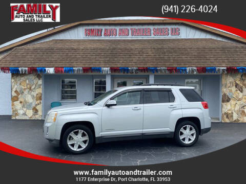 2012 GMC Terrain for sale at Family Auto and Trailer Sales LLC in Port Charlotte FL