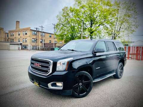 2015 GMC Yukon for sale at ARCH AUTO SALES in St. Louis MO