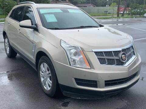 2011 Cadillac SRX for sale at Consumer Auto Credit in Tampa FL
