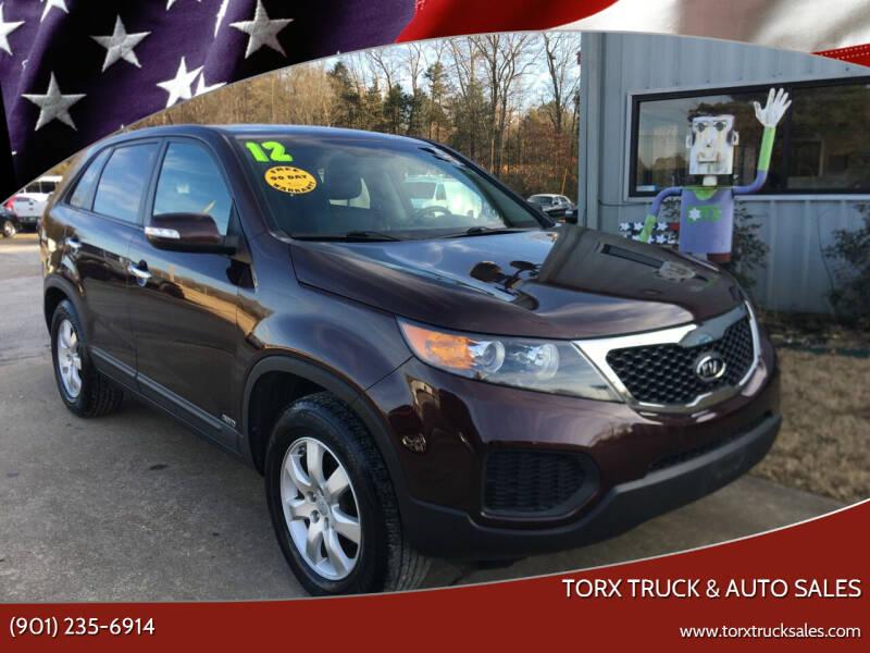 2012 Kia Sorento for sale at Torx Truck & Auto Sales in Eads TN