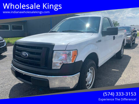 2011 Ford F-150 for sale at Wholesale Kings in Elkhart IN