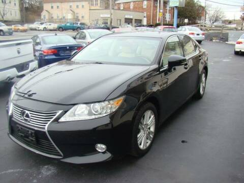 2013 Lexus ES 350 for sale at Greenville Auto Sales in Warwick RI