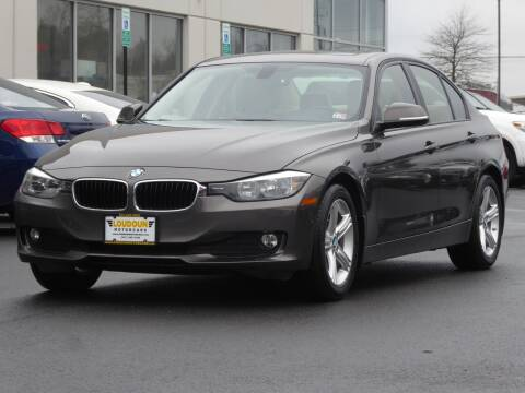 2014 BMW 3 Series for sale at Loudoun Used Cars - LOUDOUN MOTOR CARS in Chantilly VA