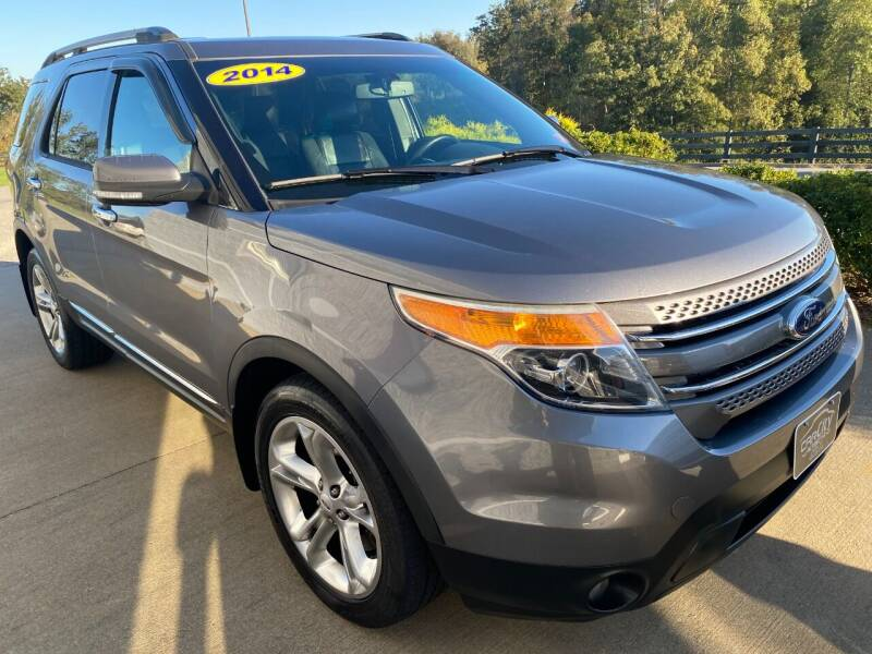 2014 Ford Explorer for sale at Car City Automotive in Louisa KY