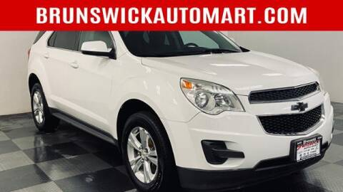 2015 Chevrolet Equinox for sale at Brunswick Auto Mart in Brunswick OH