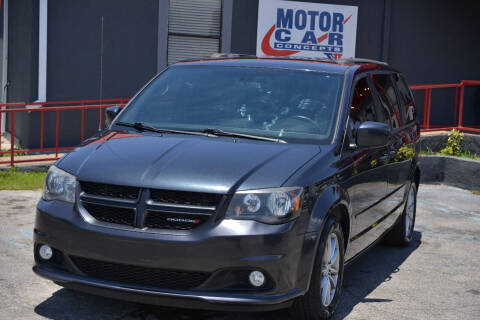 2014 Dodge Grand Caravan for sale at Motor Car Concepts II - Colonial Location in Orlando FL