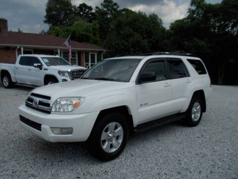 2005 Toyota 4Runner for sale at Carolina Auto Connection & Motorsports in Spartanburg SC