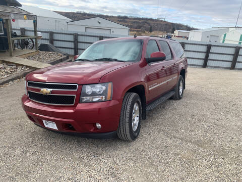 2010 Chevrolet Suburban for sale at TRUCK & AUTO SALVAGE in Valley City ND